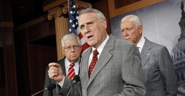 Senate GOP blocks hearing on free trade bills