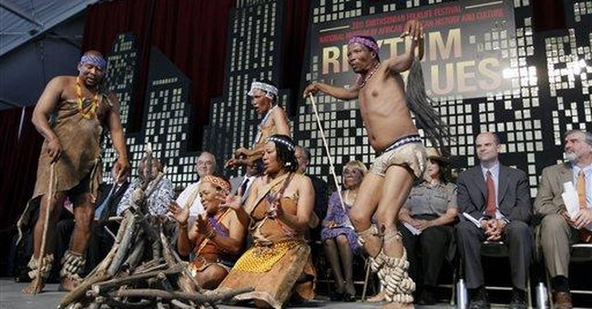 Smithsonian Folklife Festival opens on mall in DC
