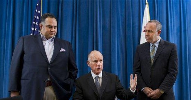 Gov. Jerry Brown signs rare on-time Calif. budget