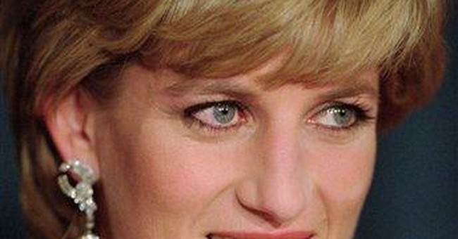 On day of her 50th, fans gather to remember Diana
