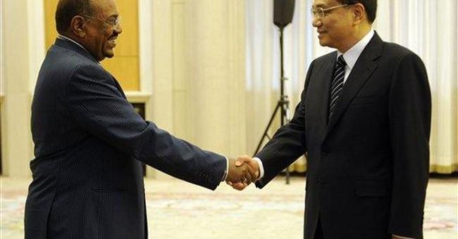 UN: China should arrest al-Bashir