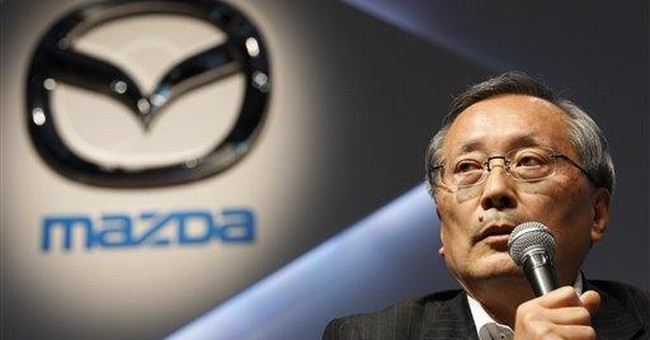 Mazda sees growth with lean gas engines, not EVs