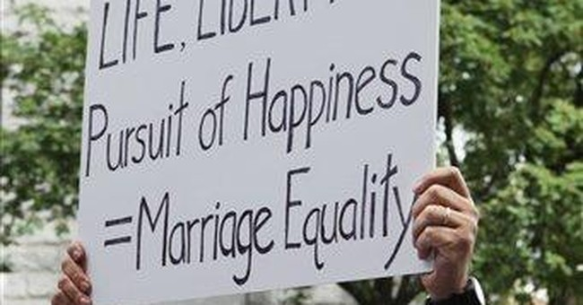 Gay marriage supporters plan referendum in Maine