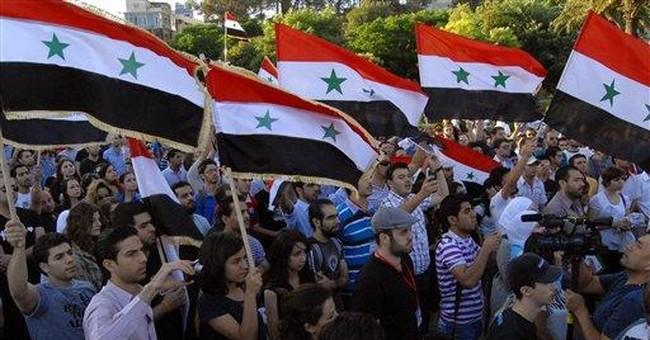 Syria forces spread through border area; 19 killed