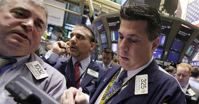 Stocks dipped in June, but some think it's a blip
