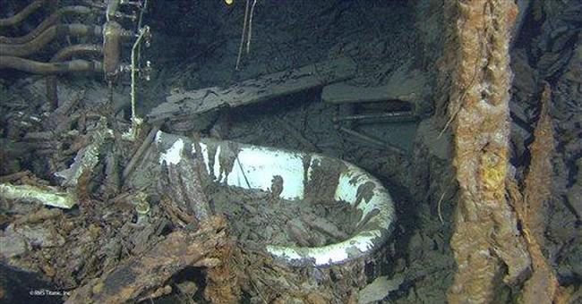 'Virtually Raising the Titanic': New 3-D images