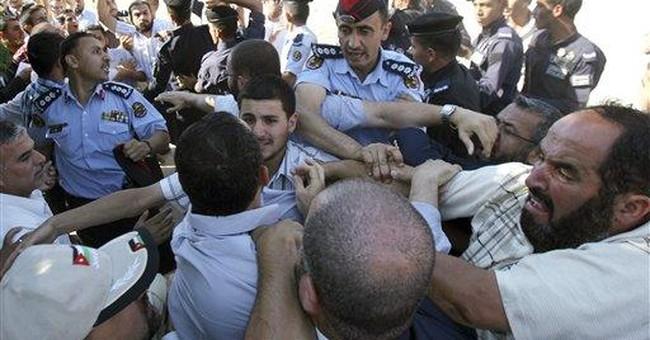 Jordan's Cabinet gets reshuffled amid PM scandal