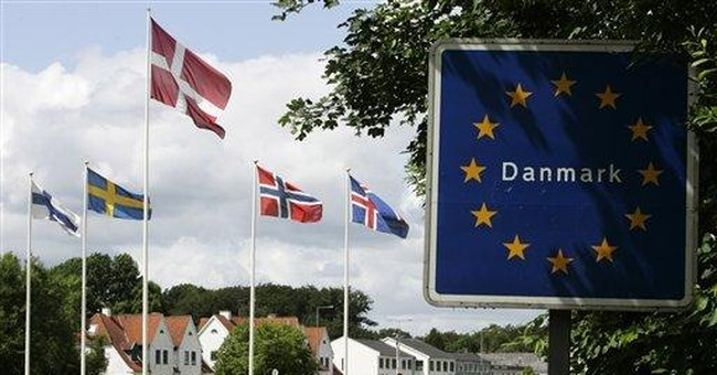 Danish lawmakers approve border controls