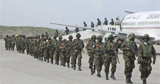 Somalia: US took bodies of militants after strike