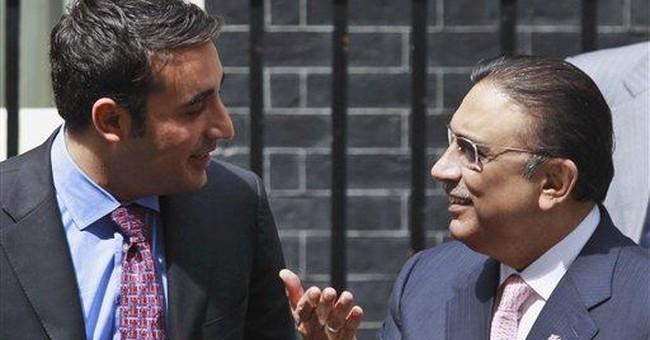 UK, Pakistani leaders hold terror talks in London