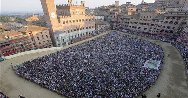 Horse death before Palio sparks debate in Italy