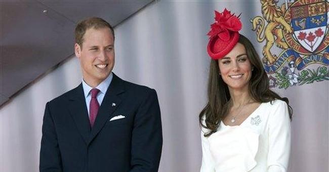 Royals tour Canada, Monaco gets a new princess