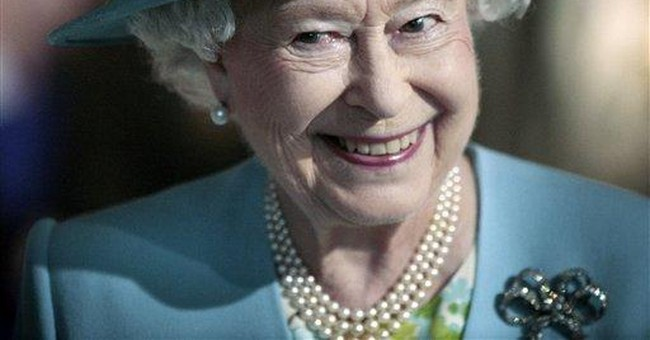 Queen cost British taxpayers less in the past year
