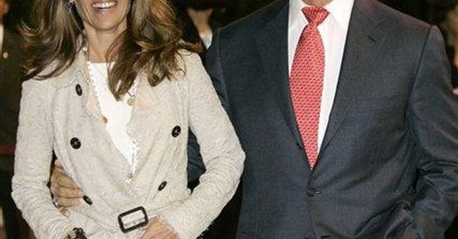 Maria Shriver files to divorce Schwarzenegger
