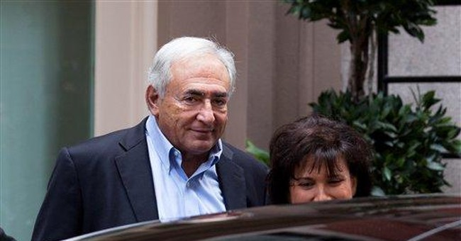 French split on return to politics for DSK