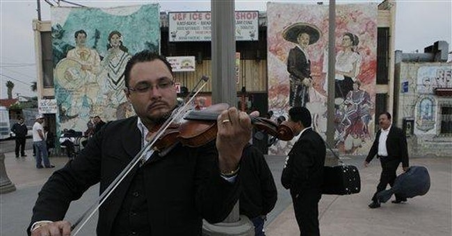 LA's mariachis form union in bid to boost prices