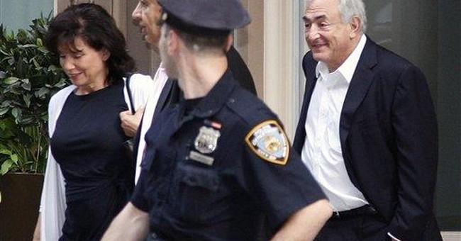 In Strauss-Kahn case, DA weighs limited options
