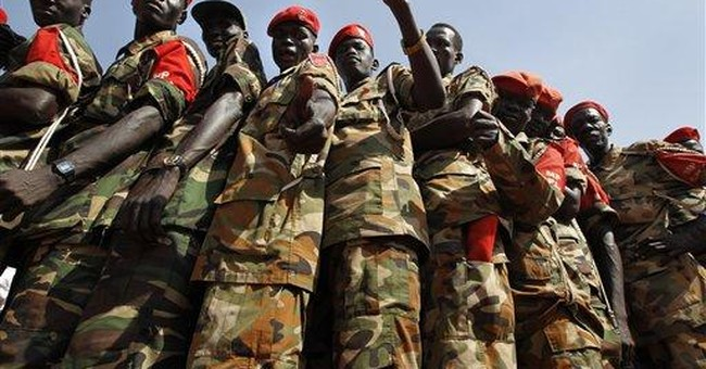 US millions fund SSudan army; worries over abuses
