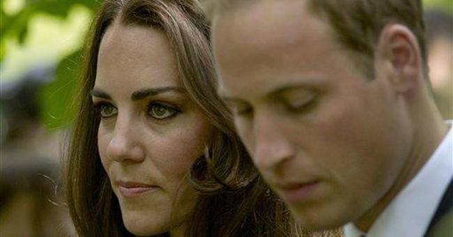 Prince William, Kate greeted by protesters