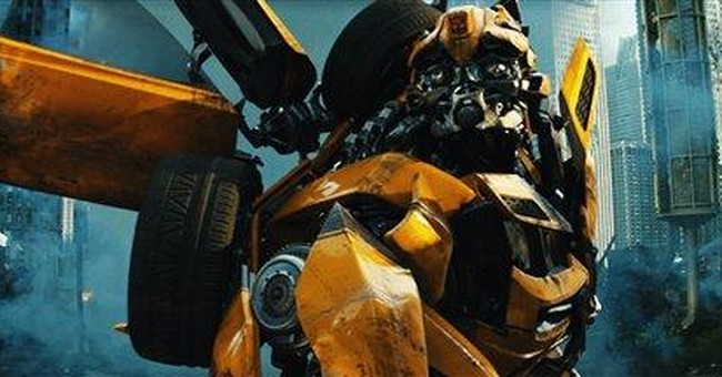 3-D helps lift 'Transformers' to $400M global haul