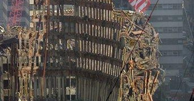 Post-9/11, a security blanket for a wounded nation