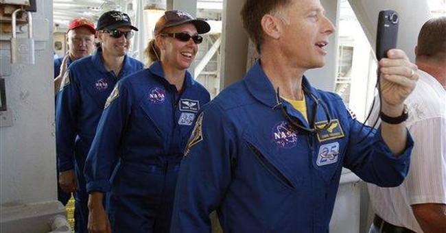 NASA's Final 4: Fate grants them farewell flight