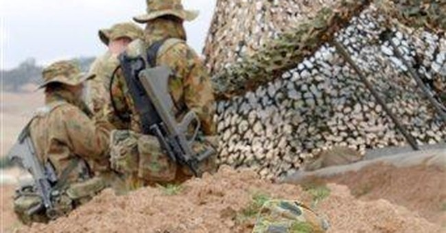 Australia military may scrap all gender barriers