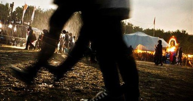 Woman dies in accident at Roskilde Festival