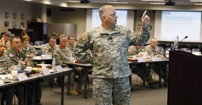 New type of commander may avoid Katrina-like chaos