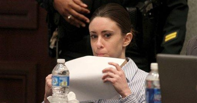 Jury ends 1st day without verdict on Casey Anthony