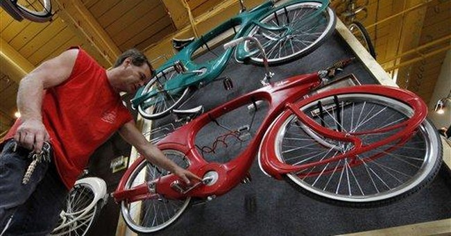 Pittsburgh bike 'hoarder' opening museum, shop