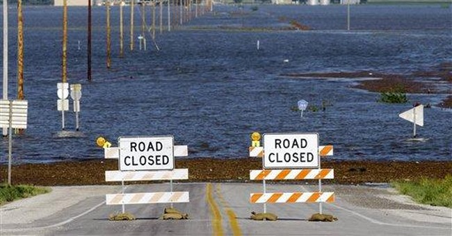 Congested Missouri River threatens tributaries