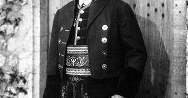 Otto von Habsburg who saw end of empire dead at 98