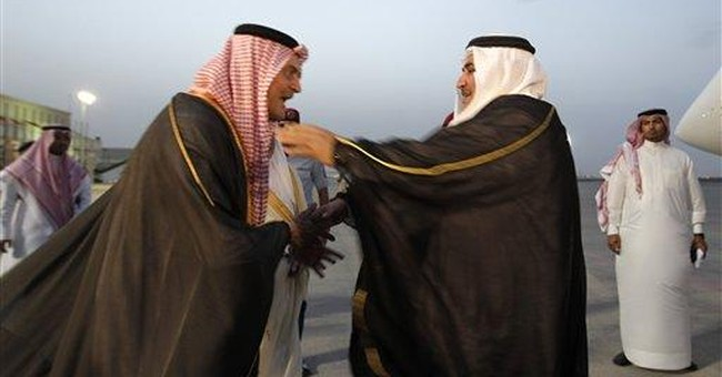 Bahrain's rulers start dialogue with opposition