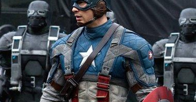 'Captain America' keeps full name in most of world