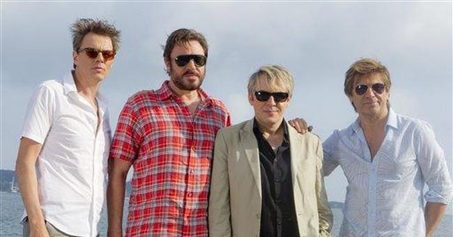 Singer's voice problems cancel Duran Duran tour