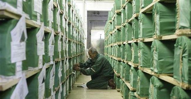 Srebrenica victims win lawsuit against the Dutch