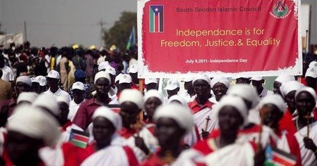 Video shows war spoils in Sudan's Nuba Mountains