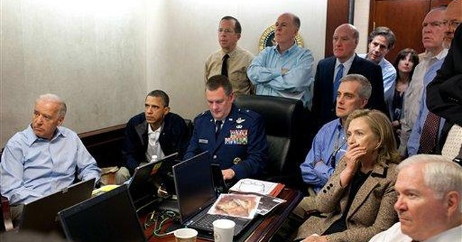 AP Enterprise: The man who hunted Osama bin Laden