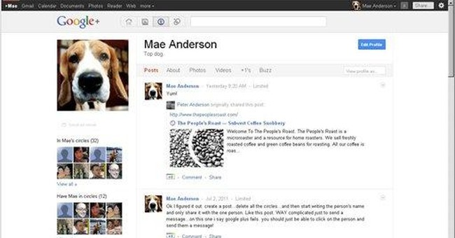 Review: Google Plus thoughtful answer to Facebook