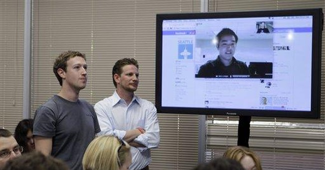 Facebook launches video calls, group chat features