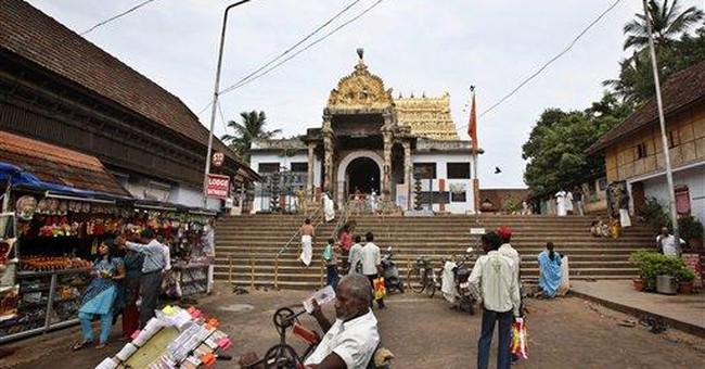 Court orders curator for Indian temple treasure