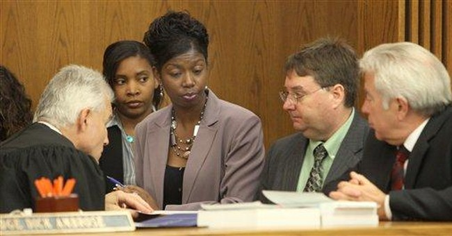 Witness defends rape claim in Ohio slaying trial