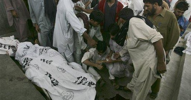 Violence in Pakistan's Karachi kills nearly 50