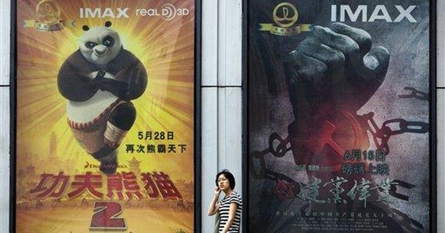 Chinese epic faces box-office inflation charges