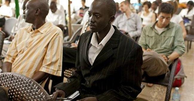 Raised overseas, S.Sudanese return to new nation