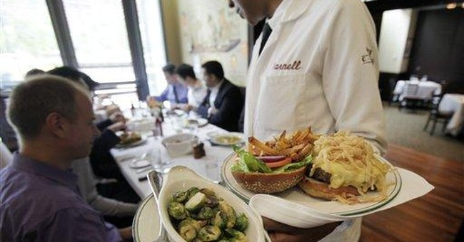 US service sector grew in June, but at slower pace
