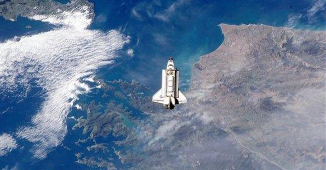 One reporter's look back at the space shuttle era