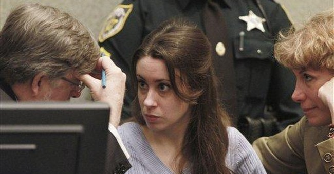 Casey Anthony's safety post-release worries lawyer