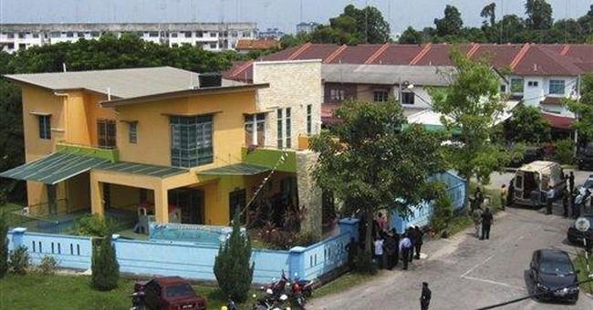 Malaysia police kill hostage taker at kindergarten